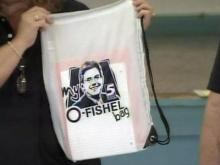 Web only: Fishel talks to Ben Martin students, pt. 2