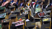 IMAGES: Area grads turn tassels this weekend