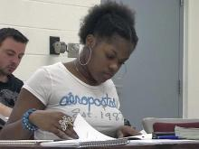 Nearly half of Wake Tech students need refresher courses