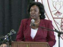 Shaw president's resignation stuns campus