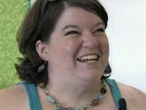Ben Martin Elementary School teacher Vicky Cashwell