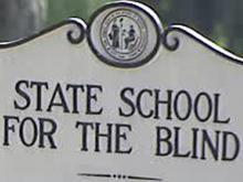 Governor Morehead School for the Blind in Raleigh
