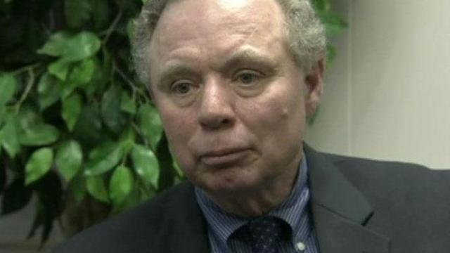 Cumberland County Schools Superintendent Frank Till