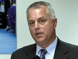 Wake County school Superintendent Tony Tata