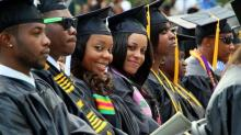St. Augustine's College 2012 graduation