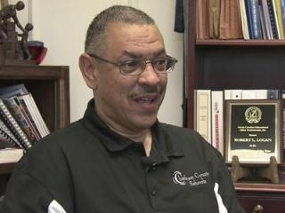 Chatham County Schools Superintendent Robert Logan