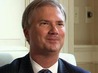 UNC-Chapel Hill Chancellor Holden Thorp discusses his resignation during a Sept. 17, 2012, interview.