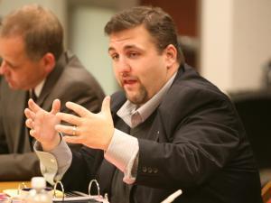 Wake County school board member John Tedesco