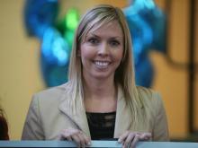 Garner teacher wins national award