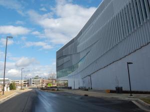 North Carolina State University's new James B. Hunt Jr. Library