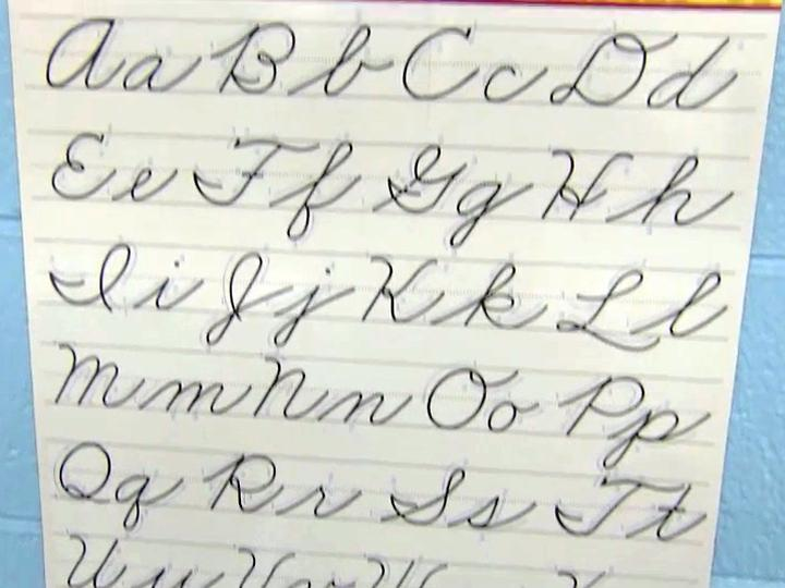 cursive handwriting bill passes house wral com
