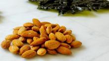 Nuts, seaweed