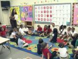 Kindergarten Spanish class