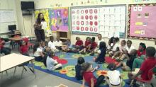 IMAGE: Norlina students learn second language before first grade