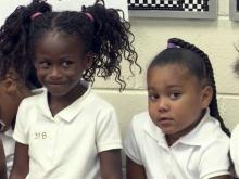 Kindergartners get head start on Spanish