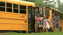 IMAGE: After bus woes, Wake schools looking for smoother start to school year
