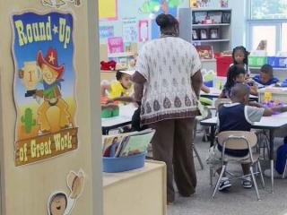 Almost 17,200 additional students packed into North Carolina schools this year while the number of teachers dropped, according to new payroll data, leading to what some say are larger class sizes that inhibit learning.
