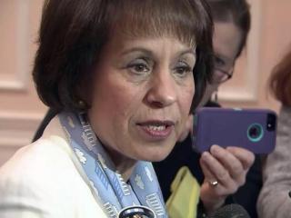Carol Folt, chancellor of UNC-Chapel Hill