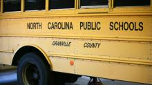 Granville County school bus