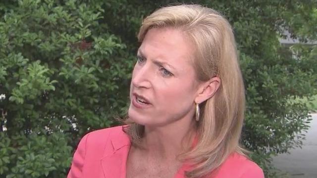 Wake County Commissioner Caroline Sullivan