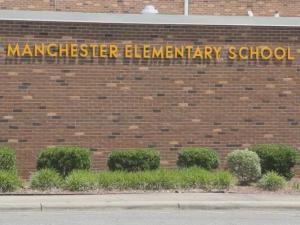 Students at Manchester Elementary School in Spring Lake were punished for showing up for the last day of school out of uniform.