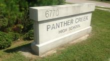 IMAGE: Hackers alter grades at Panther Creek High School