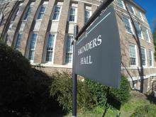 Saunders Hall at the University of North Carolina at Chapel Hill