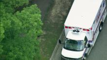 IMAGES: Students shaken in Raleigh school bus crash