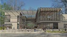 IMAGES: Duke to begin work on $50M arts center