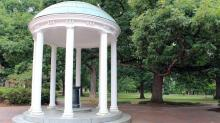 IMAGE: UNC-Chapel Hill school leaders say they will require face masks on campus