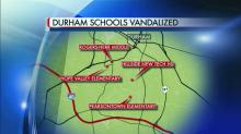 IMAGES: Man charged with Durham, Chapel Hill school burglaries