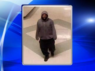 Durham police are trying to identify the man shown in a security camera image from Hope Valley Elementary School who is suspected of breaking in on Nov. 1, 2015.