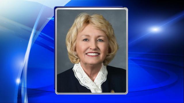 Rep. Linda Johnson, R-Cabarrus