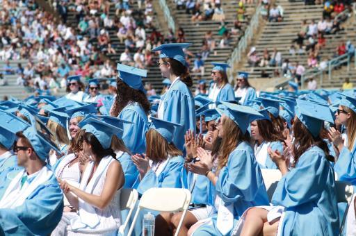 2016 UNC-Chapel Hill Commencement