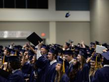 Graduation: Leesville Rd. (June 8, 2016)