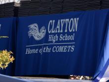 Graduation: Clayton High School (June 10, 2016)