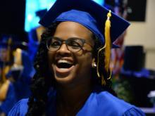 Graduation: Garner Magnet High School 2016 (June 12, 2016)