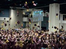 Graduation: Green Hope 2016 (June 12, 2016)