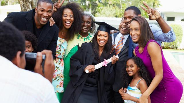 Families spent less out-of-pocket for college in academic year 2015-16 compared to last year, as they took advantage of more scholarships and grants to foot the bill. Photo by Fotolia.com