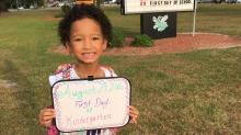 IMAGES: Your photos: Back to school 2016
