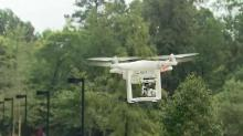 IMAGE: Learn to fly (legally) with Wake Tech drone class