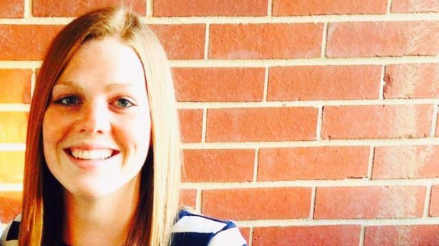 NC State education major Whitney Illing