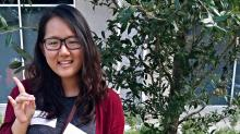 NC State education major Christine Kim