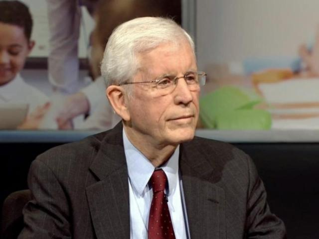 State Board of Education Chairman Bill Cobey