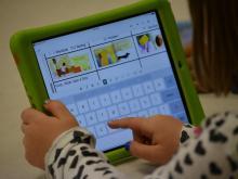 iPad, school, student, digital learning