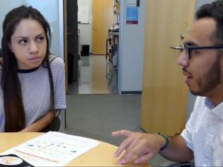 Mentoring program seeks to serve Latino students statewide