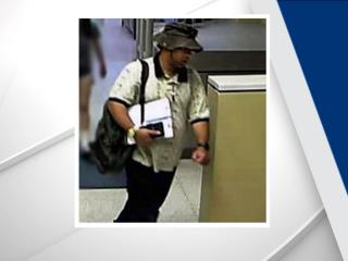 Photo released of man sought in UNC library fondling incident