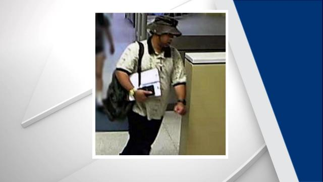 University of North Carolina at Chapel Hill officials on Friday released a photo of a man suspected in a fondling incident that happened Thursday morning at Davis Library.