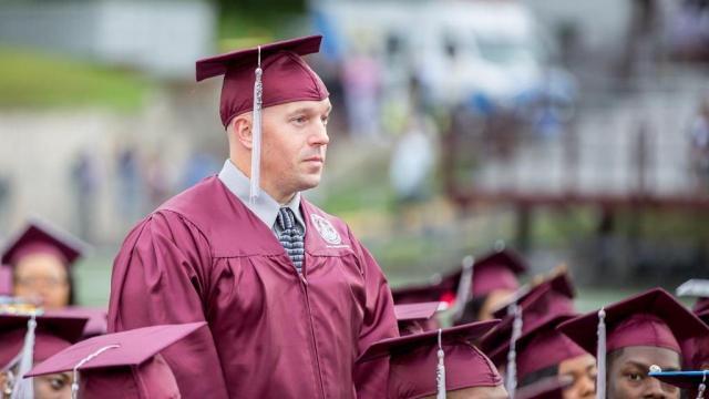 NCCU honors 2017 grads
