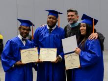 Graduation: Athens Drive 2017